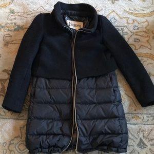 Herno Winter Coat Jacket Black s / m